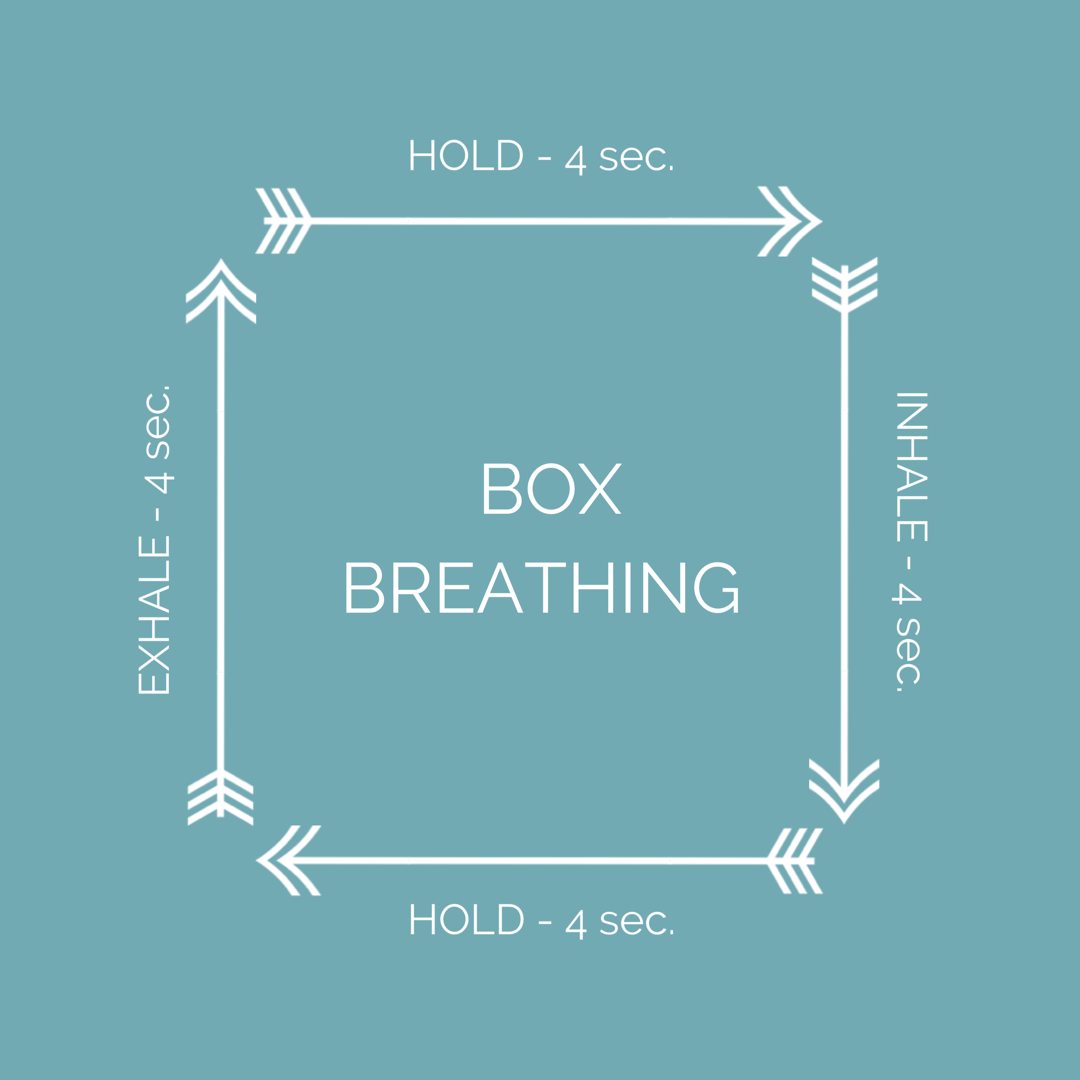 Fix My Car >> Box Breathing | Science of Connectedness