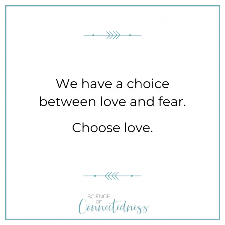 The Nuance of Choosing Love
